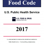 Model Food Code Cover Image