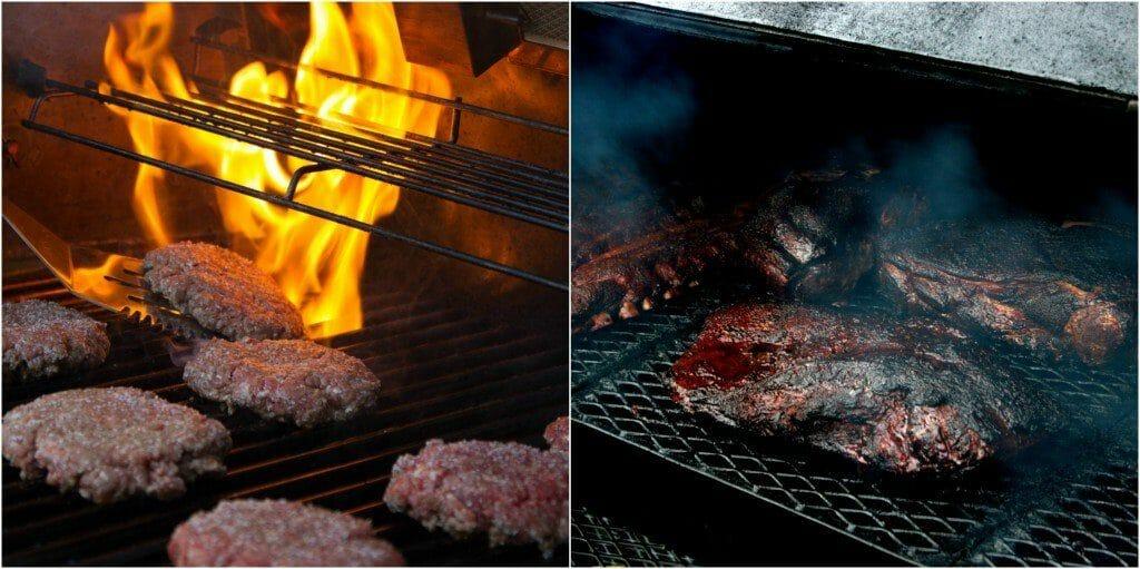 Grilling vs BBQ