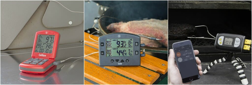 Thermowords Cooking Alarms