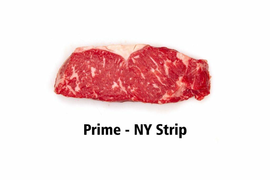Prime New York Strip
