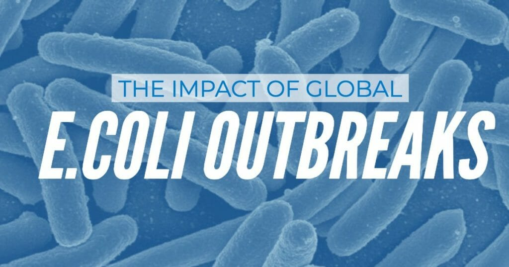 E. Coli Outbreaks and food safety